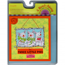 HO-0618732772 - Carry Along Book & Cd Three Little Pigs in Books W/cd