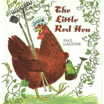 HO-0618836845 - Little Red Hen Big Book in Big Books