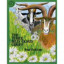 HO-0618836853 - The Three Billy Goats Gruff Big Book in Big Books