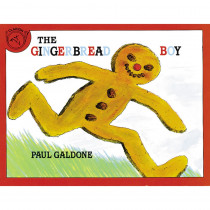 HO-0618836861 - Gingerbread Boy Big Book in Big Books