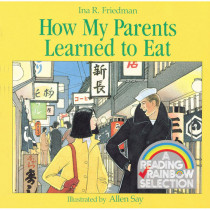 HO-395442354 - How My Parents Learned To Eat Book in Classroom Favorites