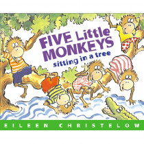 HO-395664136 - 5 Little Monkeys Sitting In A Tree in Classroom Favorites