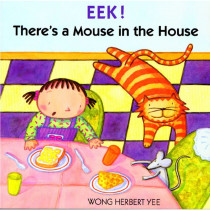 HO-39572029X - Eek Theres A Mouse In The House in Book With Cassette/cd