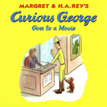 HO-9780544313699 - Curious George Goes To A Movie in Classroom Favorites