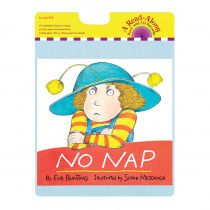 HO-9780544339170 - Carry Along Book & Cd No Nap in Book With Cassette/cd
