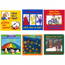 HO-9780544442856 - Good Beginnings Bilingual Set Of 6 Board Books in Books