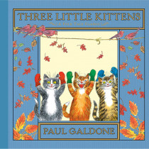 HO-9780547575759 - Three Little Kittens Hardcover in Classics
