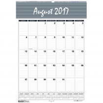 HOD353 - Bar Harbor Academic Wall Calendar 15.5X22 12 Months Aug-Jul in Calendars