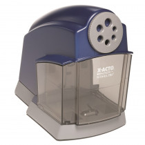 HUN1670 - Pencil Sharpener Electric School Pro Blue-Gray in Pencils & Accessories