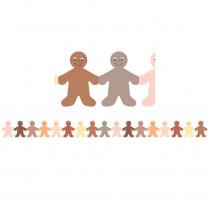 HYG33607 - Multicultural Children Mighty Brights Border in Border/trimmer