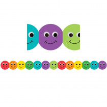 HYG33610 - Smiley Face Mighty Brights Border in Border/trimmer