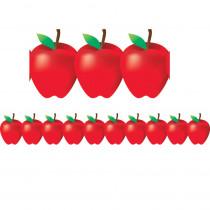 HYG33648 - Red Apples Border in Border/trimmer