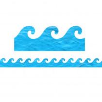 HYG33657 - Ocean Waves Border in Border/trimmer