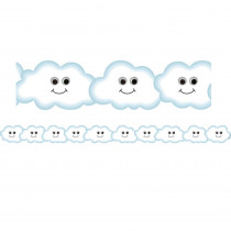 HYG33661 - Clouds Border in Border/trimmer