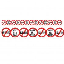 HYG33679 - No Bullying Die Cut Border in Border/trimmer
