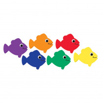 HYG33730 - Die Cut Accents Multicolor Fish in Accents