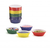 HYG36124 - Craft Cups Colored Pack Of 25 in Containers