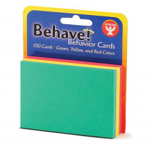 HYG42525 - Behavior Cards 2X3 in Self Awareness