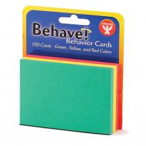 HYG42525 - Behavior Cards 2X3 in Self Awareness
