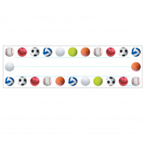 HYG45416 - Sports Balls Name Plates in Name Plates