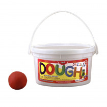 HYG49301 - Scented Dazzlin Dough Red Watermelon 3 Lb Tub in Dough & Dough Tools