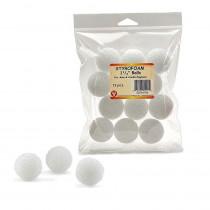 HYG51115 - Styrofoam 1 1/2In Balls Pack Of 12 in Styrofoam