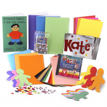 HYG9916 - Create A Story Book Treasure Box in Art & Craft Kits