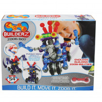 INF14001 - Zoob Bot 50 Pcs in Blocks & Construction Play