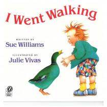 ING0152380108 - I Went Walking Big Book in Classroom Favorites