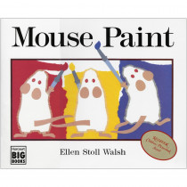 ING0152560262 - Big Book Mouse Paint in Big Books
