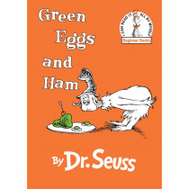 ING0394800168 - Green Eggs And Ham Hardcover in Classics