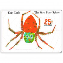 ING0399229191 - The Very Busy Spider Board Book in Big Books