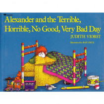 ING0689711735 - Alexander & The Terrible Horrible in Classroom Favorites