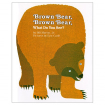 ING0805002014 - Brown Bear Brown Bear What Do You See in Classroom Favorites