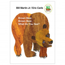 ING0805047905 - Brown Bear Brown Bear What Do You See Board Book in Classroom Favorites