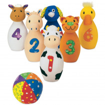 INPE00133 - Farm Friends Bowling in Toys
