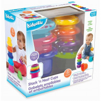 INPE00267 - Stack N Nest Cups in Manipulatives