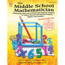 IP-3000 - The Middle School Mathematician Reved in Cross-curriculum Resources