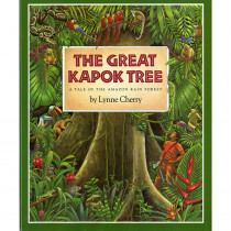 ISBN9780152018184 - The Great Kapok Tree A Tale Of The Amazon Rain Forest Big Book in Big Books