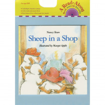 ISBN9780547237671 - Carry Along Book & Cd Sheep In A Shop in Book With Cassette/cd