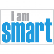 ISM0001P - I Am Smart Poster in Inspirational