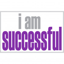 ISM0008P - I Am Successful Poster in Inspirational