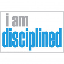 ISM0009M - I Am Disciplined Magnet in Accessories