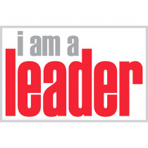 ISM0012P - I Am A Leader Poster in Inspirational
