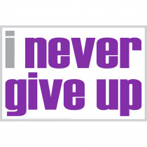 ISM0014M - I Never Give Up Magnet in Accessories