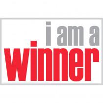 ISM0018M - I Am A Winner Magnet in Accessories