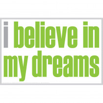 ISM0026M - I Believe In My Dreams Magnet in Accessories