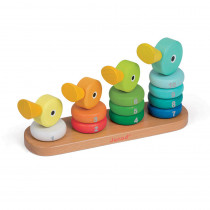 JND08212 - Duck Family Stacker in Sorting
