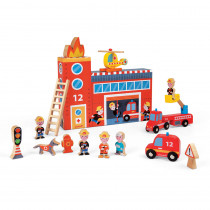 JND08522 - Firehouse Story Box in Figurines