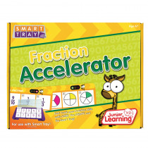 JRL117 - Smart Tray Fractions Accelerator in Fractions & Decimals